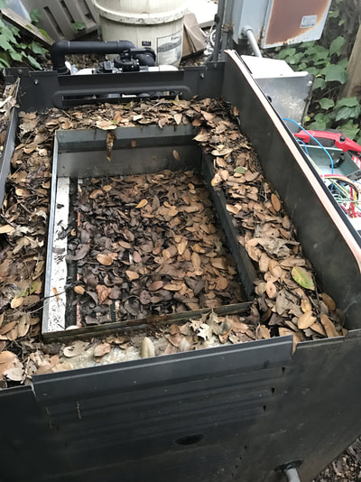 pool heater cleaning